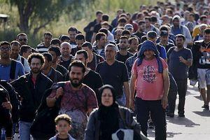 Hi Lạp quá tải người tị nạn trên một số đảo