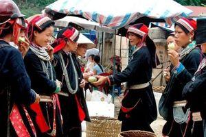 Làng Văn hóa - Du lịch tổ chức Chợ phiên vùng cao xứ Lạng