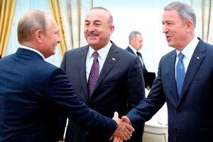 Bước tiến mới cho hòa bình tại Syria