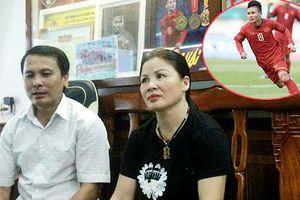 Bố tiền vệ Quang Hải: 'Tôi tin U23 Việt Nam sẽ chiến thắng'
