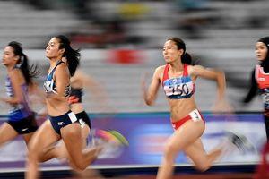 Lê Tú Chinh bị loại, Quách Thị Lan vào chung kết 200 m