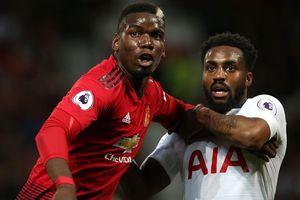 Phòng ngự tệ hại, MU thua thảm trước Tottenham trên sân nhà