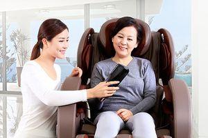 5 ưu điểm của ghế massage 3D Fujikashi F-1