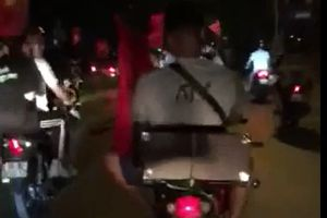'Chị Google' cổ vũ đội tuyển Việt Nam