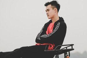 Gu ăn mặc trẻ trung của người hùng Olympic Việt Nam Văn Toàn