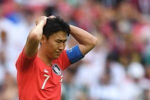 Đối đầu U23 Việt Nam, báo quốc tế lo ngại ngôi sao Son Heung-min phải... nhập ngũ