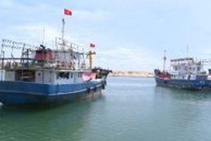 Ngư dân Phú Yên tiếp tục tự tin đóng tàu lớn vươn khơi
