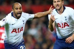 Clip: M.U thảm bại khó tin trước Tottenham tại Old Trafford