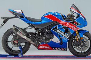 Superbike Suzuki GSX-R1000 bản giới hạn ra mắt, giá 'siêu chát'