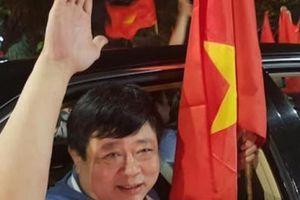 Sếp VOV nói gì khi Olympic Việt Nam gây 'siêu chấn động' Á châu?