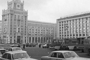 Moscow: Nơi tình báo Liên Xô và phương Tây đấu nhau dữ dội