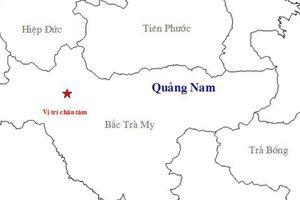 3 trận động đất trong vòng 1 tuần ở Sông Tranh 2