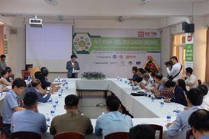 Việt Nam – Hàn Quốc cùng chia sẻ nghiên cứu về hóa học xanh