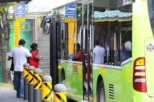 Singapore sẽ thử nghiệm dịch vụ xe buýt theo yêu cầu