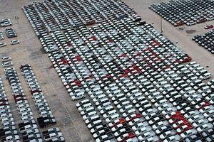 Vui - buồn ngành công nghiệp ô tô