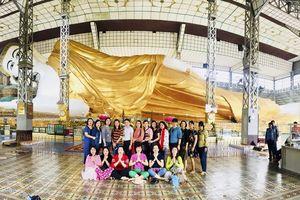 Hành trình đến với Myanmar