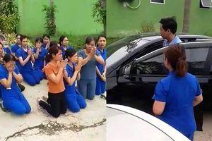 Để các cô giáo quỳ khóc xin dạy học, hàng loạt cán bộ bị kỷ luật