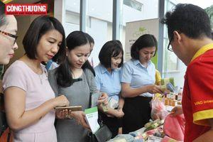 Chia sẻ mô hình cung ứng hàng hóa Việt Nam tới Khu công nghiệp