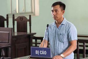 Lãnh án 6 tháng tù vì dọa giết phóng viên
