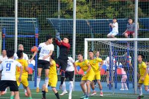 Giải bóng đá cộng đồng người Việt tại LB Nga năm 2018 thành công tốt đẹp