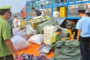 Xử lý nghiêm các vi phạm buôn lậu, gian lận thương mại và hàng giả