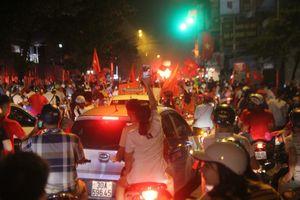 Hà Nội: Không có đua xe trái phép sau chiến thắng của U23 Việt Nam