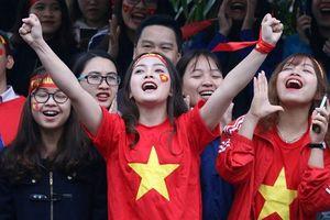 Trường cho sinh viên nghỉ học để cổ vũ U23 Việt Nam trận bán kết ASIAD 2018