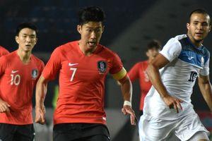 U23 Hàn Quốc 'bít cửa luyện công' đợi đấu U23 Việt Nam