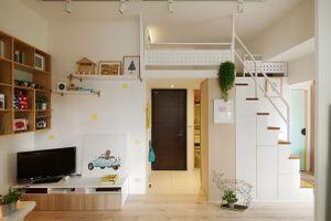 Tận dụng không gian cho những căn hộ tí hon