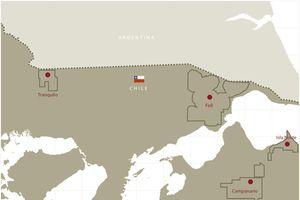 GeoPark công bố phát hiện mỏ khí mới Jauke tại Chile