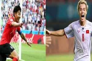 Olympic Việt Nam cần đặc biệt lưu ý tới ba ngôi sao khi đối đầu với Olympic Hàn Quốc