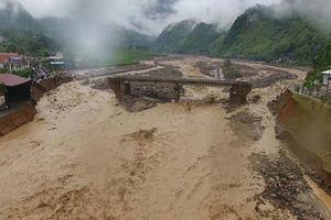 Mưa lớn gây nguy cơ sạt lở đất ở vùng núi Bắc Bộ và Bắc Trung Bộ