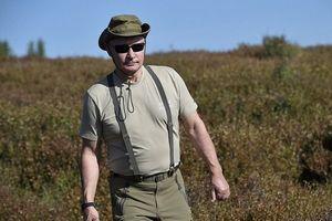 Ngắm bộ ảnh 'chất lừ' mới nhất của Tổng thống Nga Vladimir Putin