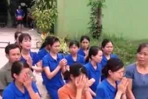 Vụ nhiều cô giáo quỳ khóc tại Nghệ An: Kỷ luật hàng loạt cán bộ