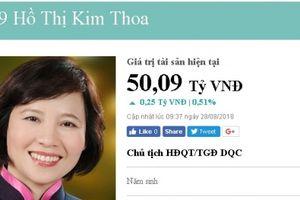 Gia đình bà Hồ Thị Kim Thoa sắp nhận khoản tiền mặt gần 18 tỷ