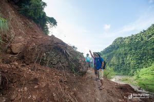 Cảnh báo: Từ ngày 28/8 - 1/9 mưa to có thể gây sạt lở, lũ quét ở Nghệ An