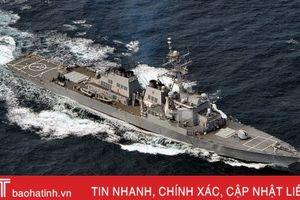 Thế giới ngày qua: Nga báo động chiến hạm Mỹ chở 28 quả Tomahawk chuẩn bị tấn công Syria