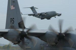 Mỹ thử nghiệm căn cứ không quân 'đóng hộp'