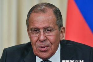 Ngoại trưởng Sergei Lavrov bình luận về sự hợp tác Nga-Mỹ