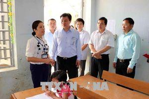 Nhiều khó khăn trước ngày khai giảng năm học mới tại vùng lũ Lai Châu