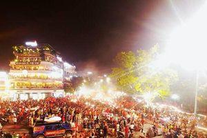 U23 Việt Nam vào bán kết ASIAD 18: Một đêm trắng trong niềm vui chiến thắng