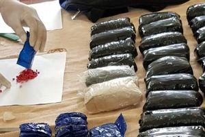Quảng Trị: Bắt gần 66.000 viên ma túy tổng hợp