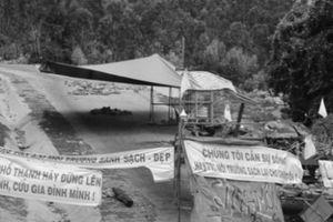 Quảng Ngãi: 'Quá tam ba bận', lãnh đạo tỉnh hứa di dời nhà máy rác