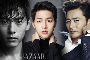 Phim mới của Song Joong Ki, Kim Ji Won và Jang Dong Gun bất ngờ bổ sung dàn cast khủng khiến fan 'bấn loạn'