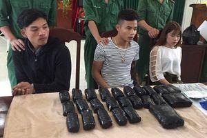 Quảng Trị: Bắt đối tượng vận chuyển hơn 65.000 viên ma túy tổng hợp