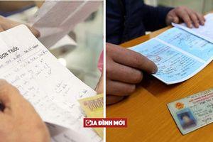 Bộ Y tế bỏ quy định bố mẹ phải khai số chứng minh thư trên đơn thuốc