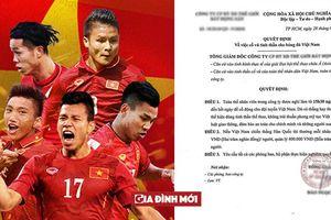 Công ty cho nghỉ làm, trường thông báo nghỉ học xem Olympic Việt Nam: Để dành sức còn cổ vũ chung kết!