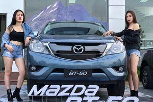 Ra mắt Mazda BT-50 mới: Đa năng và mạnh mẽ