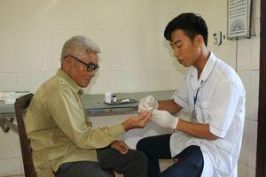 Huyện Quảng Xương: Thí điểm đưa bệnh nhân đái tháo đường, tăng huyết áp về trạm y tế