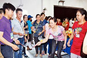 Thành phố Hồ Chí Minh xây dựng đời sống văn hóa tinh thần cho công nhân các khu công nghiệp